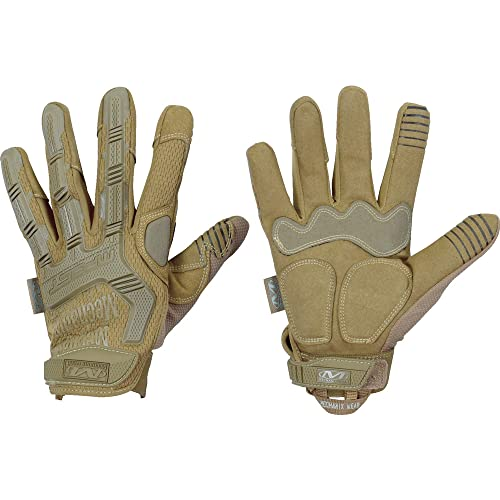 Mechanix Wear MPT-72-010 : M-Pact Coyote Tactical Work Gloves (Large, Coyote Brown)
