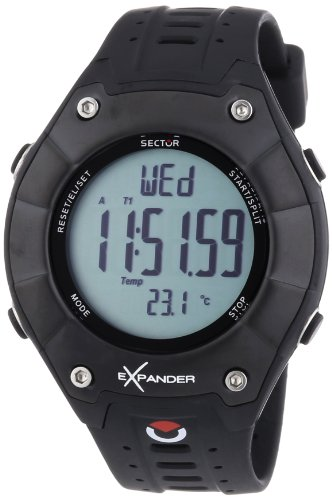 Sector Unisex-Armbanduhr Expander Outdoor R3251174315