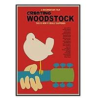 プリントとポスター、スターポスターロックミュージッククラフト紙ポスタークラシックレトロポスターウォールステッカーリビングルームホームバー装飾50x70cm