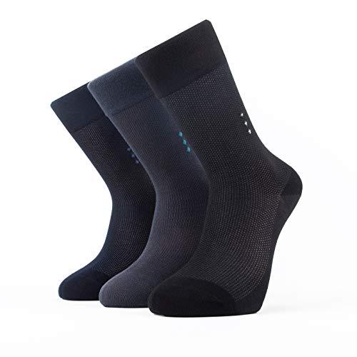 Bambooven   Men's Premium Bamboo Socks