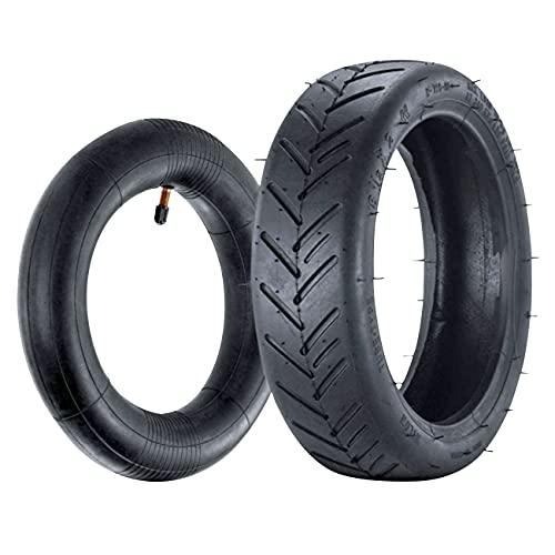 LERT Neumáticos de repuesto de goma sólida de 8,5 pulgadas para scooter eléctrico Xiaomi M365/Pro (tubo interior + tubo exterior)