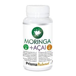 MORINGA +AÇAI 60 COMP 800MG PRISMA