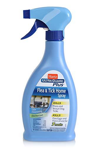 Hartz UltraGuard Plus Flea & Tick Home Spray - 16oz