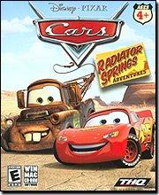 Disney's Cars - Radiator Springs Adventures