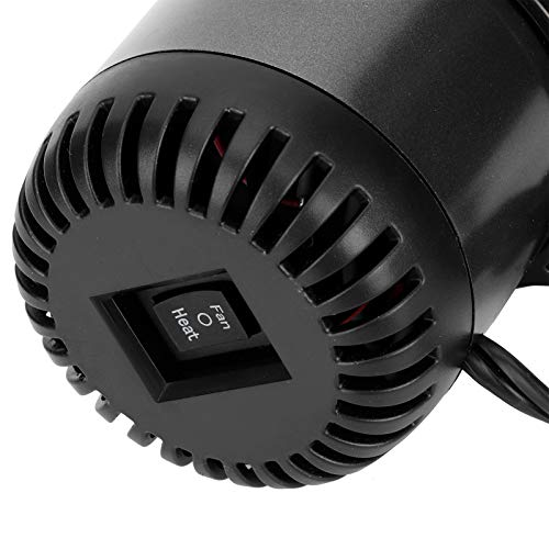 Calentador automático del refrigerador, calentador de fan auto portátil del desempañador de la calefacción, para el coche que acampa