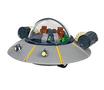 USAOPOLY Rick and Morty  Rick s Car Spaceship Bank