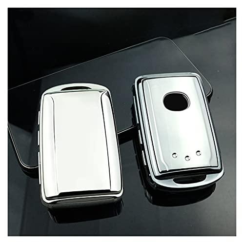 GUANGMING ZhengFeng Shop TPU Soft TPU Casilla remota de la Caja de la Cubierta Ajuste para Mazda 3 Alexa CX4 CX5 CX8 2019 2020 3 Botón 4 Botones Auto Key Shell Styling Accesorios