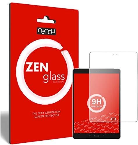 ZenGlass Flexible Glas-Folie kompatibel mit Asus ZenPad 3S 10 LTE (2017 / Z500KL) Panzerfolie I Bildschirm-Schutzfolie 9H