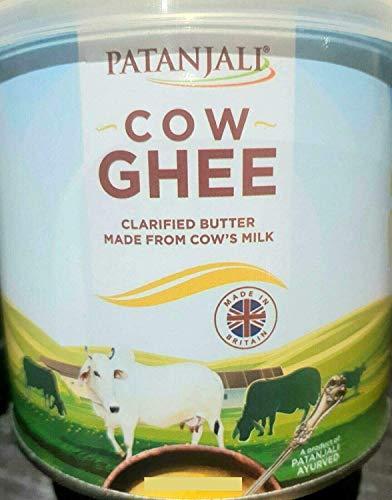 Patanjali Ghee de vaca - 1 kg