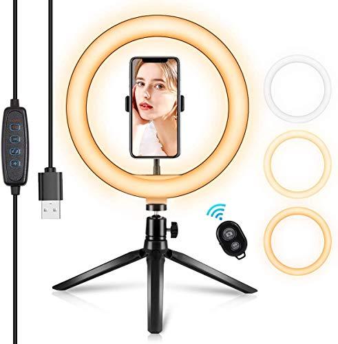 aro de luz led para fotografia fabricante Lolo