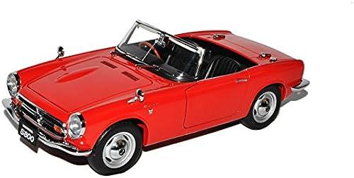 AUTOart Honda S800 Roadster Rot 1966 73276 1 18 Modell Auto