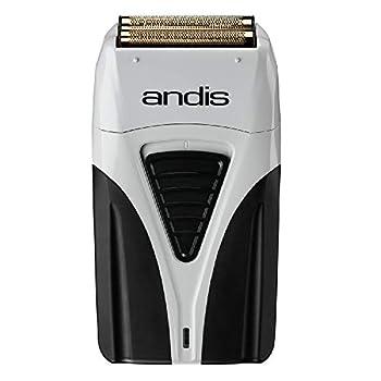 Andis Profoil Lithium Plus Titanium Foil Shaver 17200 Black/Gray 1 Count
