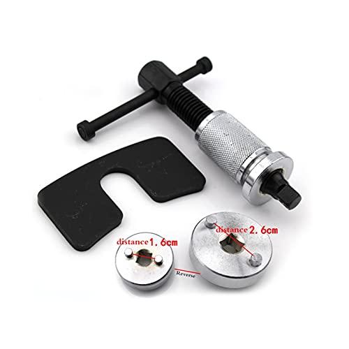 Conjuntos de llaves Automóvil automóvil rueda cilindro disco pastilla de freno calibrador separador reemplazo pistón rebobinado desmontar reparación de kits de herramientas de mano Golpes de mano