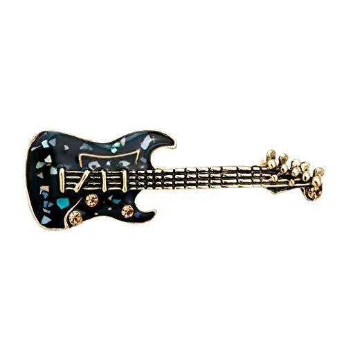 Babysbreath17 Los hombres de la guitarra eléctrica broche del Pin de la...