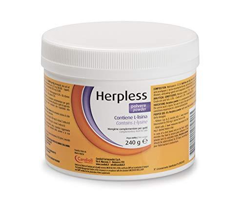 Scopri offerta per Candioli Herpless - 240 g