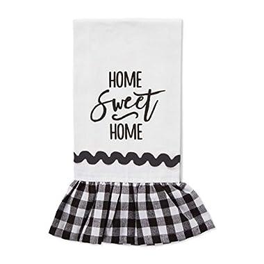 Brownlow Kitchen Farmhouse Tea Towel, Farm House Home Sweet Home