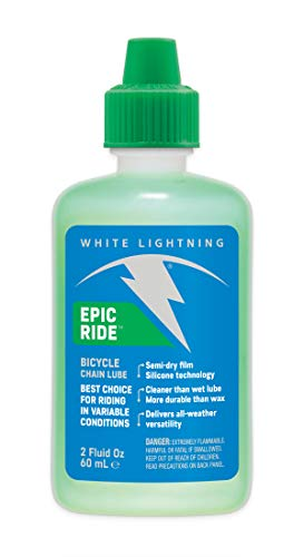 White Lightning Epic Ride All Conditions - Cadena ligera par