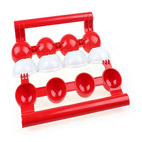 Ruiting Fishballs Meatballs Maker Homemade rembourré Machine à balles de Viande Maison ustensile de Cuisine