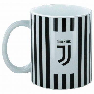 Offizielle Keramiktasse mit Fußballwappen FC Juventus (Serie A)