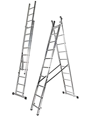 Escaleras extensibles | Amazon.es