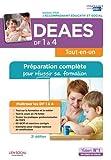 DEAES - Domaines de formation 1 à 4 - Préparation complète pour réussir sa formation - Diplôme d'État d'Accompagnant éducatif et social
