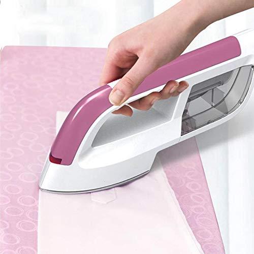 Amazing Deal HYZY Household Handheld Ironing Machine Steam Iron Ironing Ironing Small Mini Portable ...