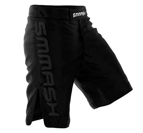 SMMASH MMA Shorts SHADOW 2.0 S M L XL XXL XXXL MMA BJJ UFC sport di combattimento (M)
