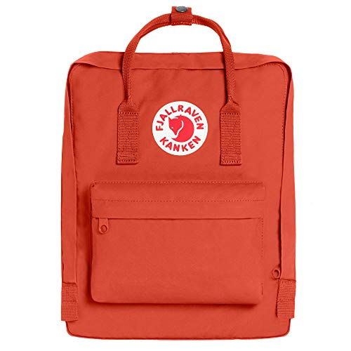 FJÄLLRÄVEN Unisex-Adult Kånken Carry-On Luggage, Rowan Red, Einheitsgröße