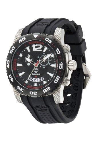 Timberland Herren-Armbanduhr XL HYDROCLIMB Analog Kautschuk TBL13319JSTB-02
