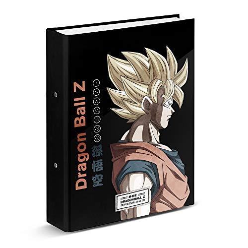 Dragon Ball (Bola de Dragón) Kakarot-Carpeta Anillas