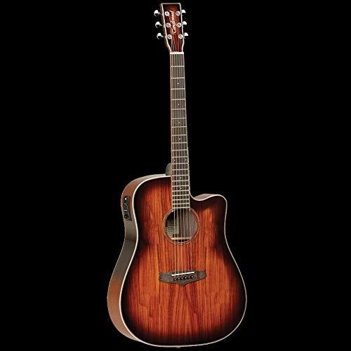 Tanglewood Winterleaf TW5 KOA Electro Akoestische gitaar