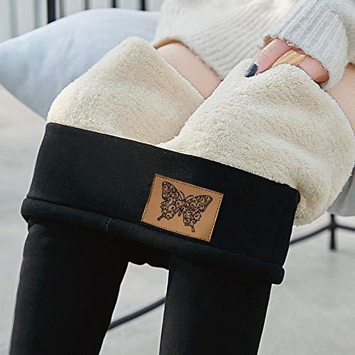 accessori capelli bambina,Leggings per pantaloni in cashmere velluto aderente invernale con segno di farfalla da donna