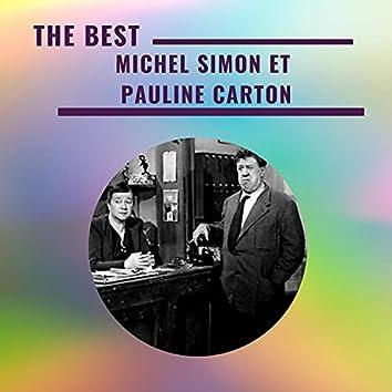 Michel Simon et Paulette Carton - The Best