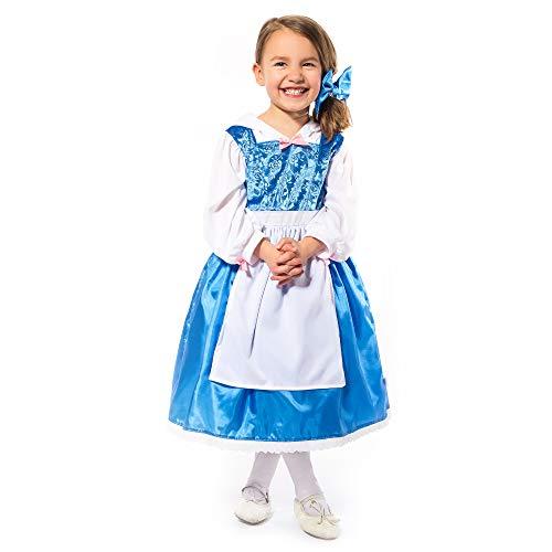 Little Adventures Poco Aventuras tradicional belleza día vestido niñas disfraz–pequeño (1–3años)
