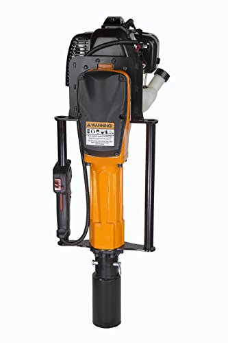 Gas powered post driver 2 - STROKE $1145 by SKIDRIL maker of...