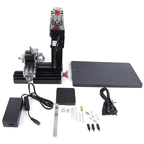 Buy Drill Press Workbench, Three-jaw Chuck Dia 50 mm, 0.07mm Accuracy Indexing Locate Drill Station,...
