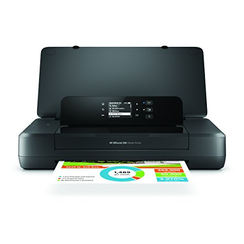 HP モバイル プリンター OfficeJet 200 Mobile CZ993A#ABJ ( ワイヤレス機能  ) ヒューレット・パッカード