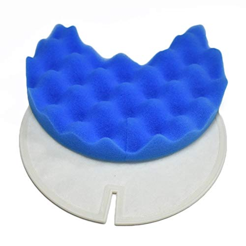 Without brand LT-Home, Reinigungsschaum Filterteile Staubsauger-Staubfilter als Ersatz for Samsung DJ97-00849B Staubsauger-Zubehör-Teile (Größe : 10sets)