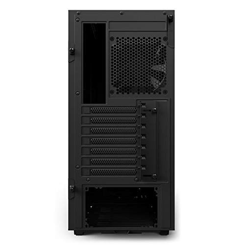 Build My PC, PC Builder, NZXT H500 - Compact