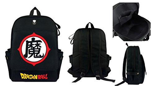 Dragonball Full Size School Backpack (Demon Ma)