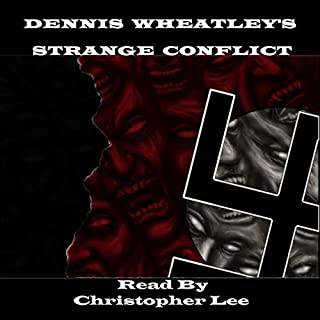 Strange Conflict cover art
