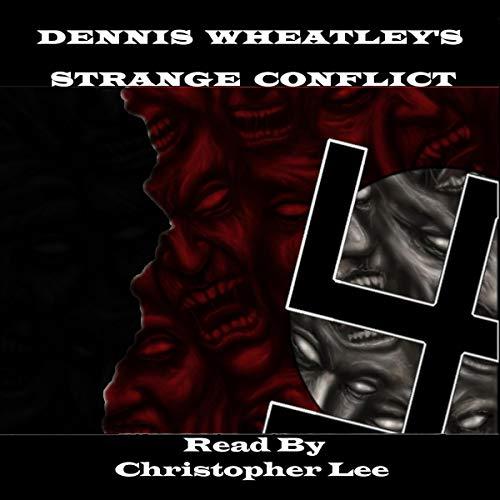 Strange Conflict audiobook cover art