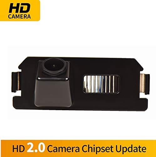 HD Caméra de Recul dans la plaque d'immatriculation Caméra vue arrière de voiture Imperméable IP69K Vision Nocturne pour Hyundai I30 I20 I10 Solaris (Verna) Hatchback Genesis Coupe KIA Soul