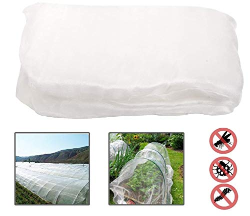 Qjifangzyp Cultiver des Plantes Oiseaux Filet d'insectes Protéger Jardin Animal Légumes Net Netting Pest Uniquement Vendu à (Size : 3 * 6M)