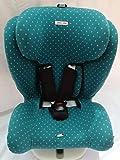 MOON-BEBE FUNDA PARA Star Ibaby - Silla de coche grupo 0+/1/2/3 Baby Auto Fix...
