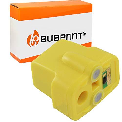 Bubprint Kompatibel Druckerpatrone als Ersatz für HP 363 HP363 für Photosmart 3100 Series 3110 3210 3310 8250 C5150 C5180 C6180 C6280 C7180 C7280 C8180 Gelb