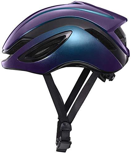 ROCKBROS Fahrradhelm Integrierter Rennradhelm M (54-59cm)/L (58-63cm) Unisex Erwachsenen für Mountain Bike Rennrad Damen Herren Gradient