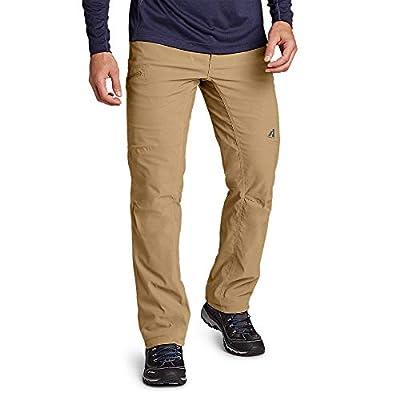 Eddie Bauer Men's Guide Pro Lined Pants, Saddle Regular 34/32