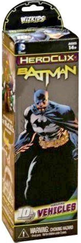 DC HeroClix  Batman Booster