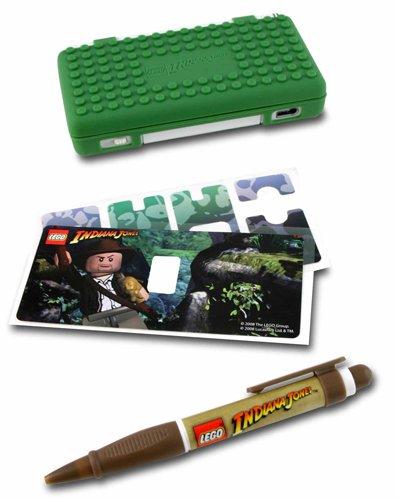 A4T Lego Indiana Jones: DSL Legend Kit (Nintendo DS) [Edizione: Regno Unito]